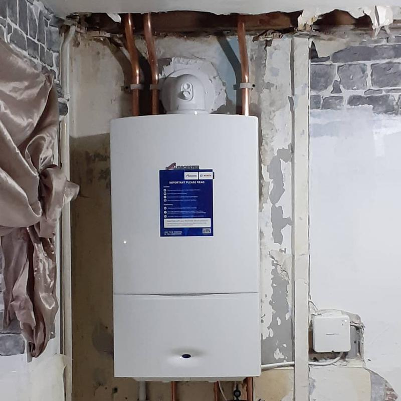 Image 16 - New boiler fitted.