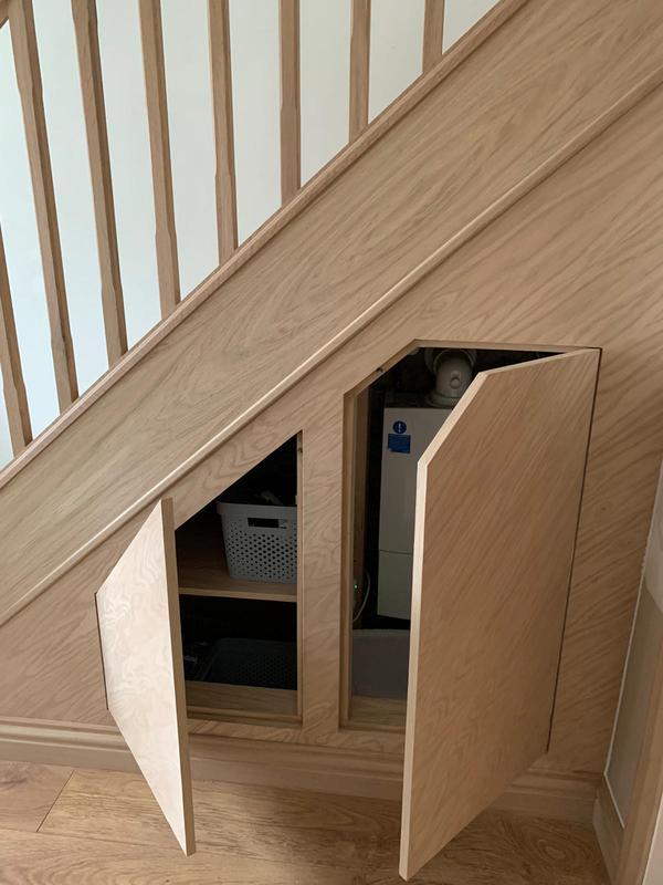 Image 34 - Oak staircase
