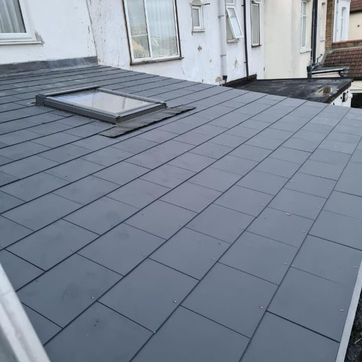 Image 2 - New roofs.