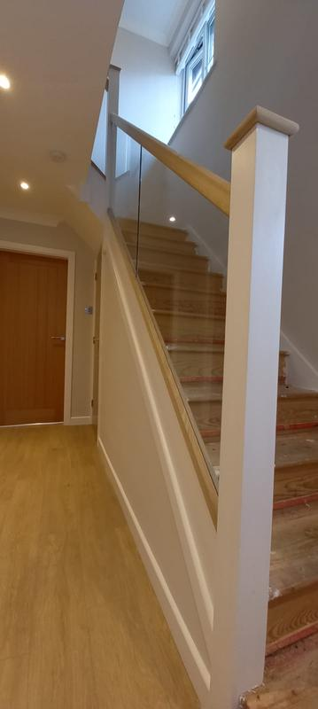 Image 5 - Staircase Glass balustrades