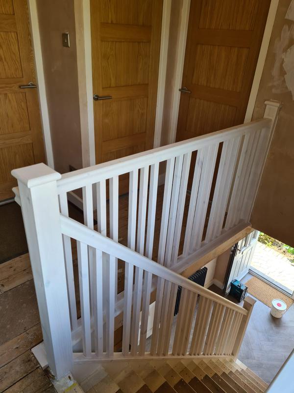 Image 11 - Staircase Refurbishment