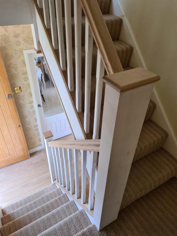 Image 16 - Staircase Refurbishment
