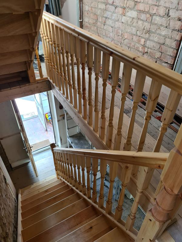 Image 21 - Wooden staircases