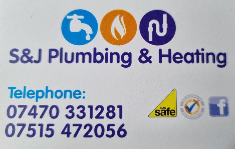 S&J Plumbing & Heating logo