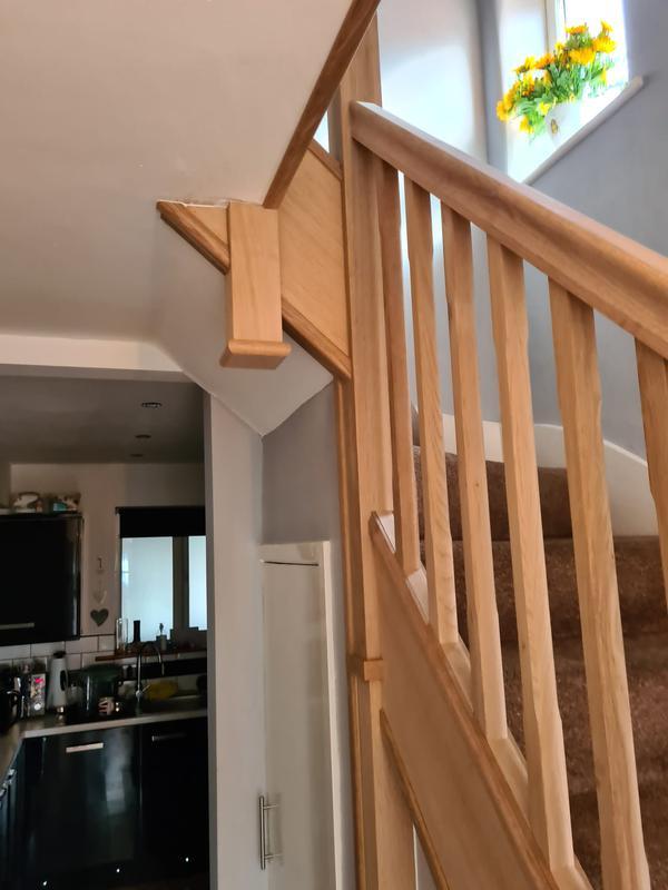 Image 3 - Oak staircase renovation