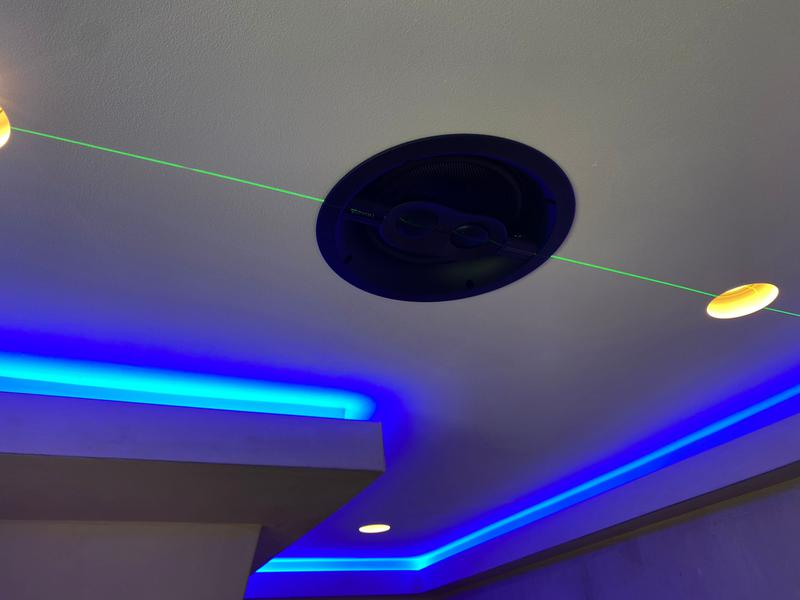 Image 8 - Stereo Speaker installed into a office to create a nice working environment.