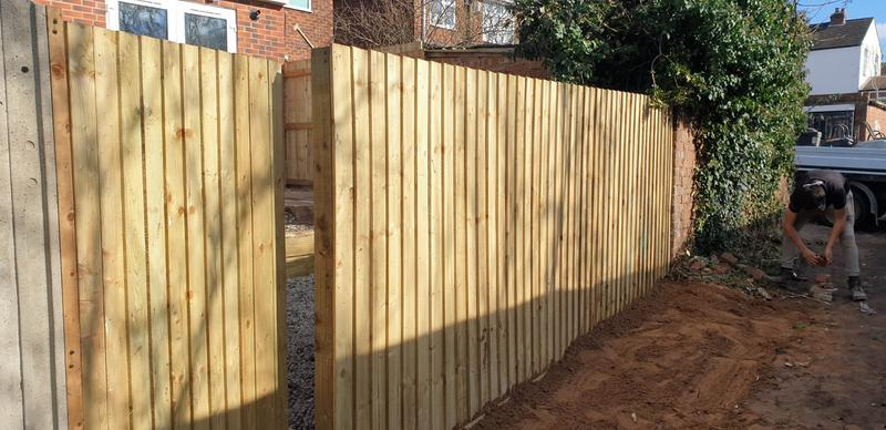 Image 29 - Fencing