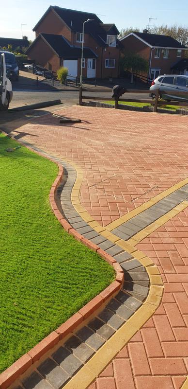 Image 5 - Block paving driveway