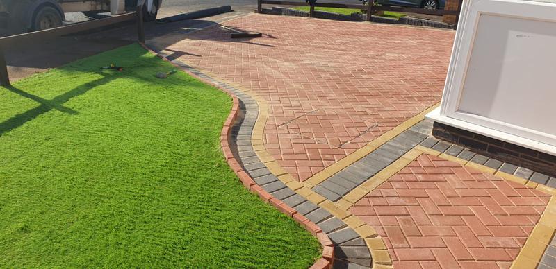 Image 6 - Block paving driveway