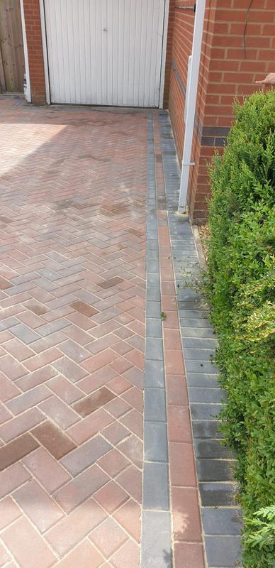 Image 11 - Block paving driveway