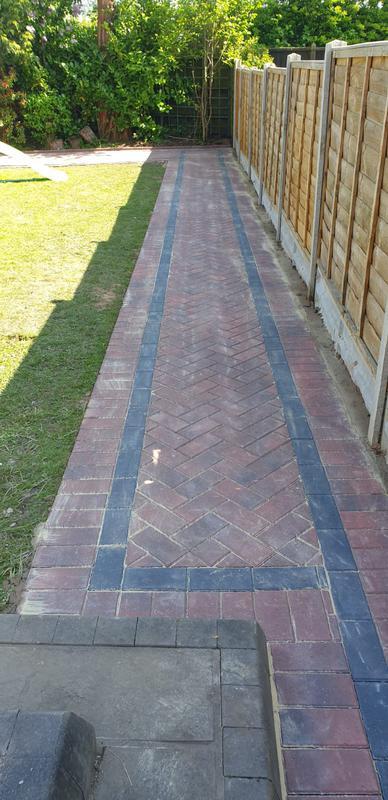 Image 14 - Block paving path