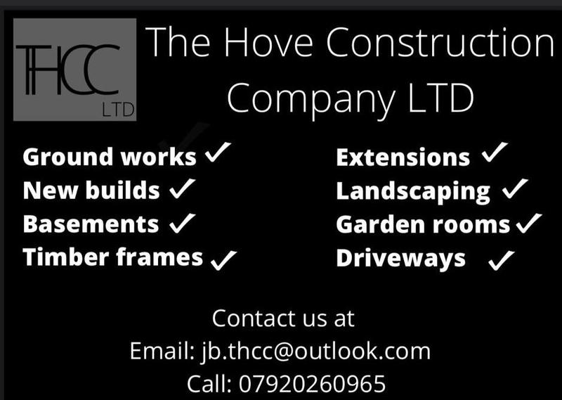 The Hove Construction Company (Sussex) Ltd logo