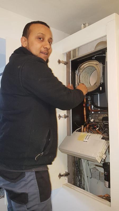 Image 18 - Main geat exchanger clean