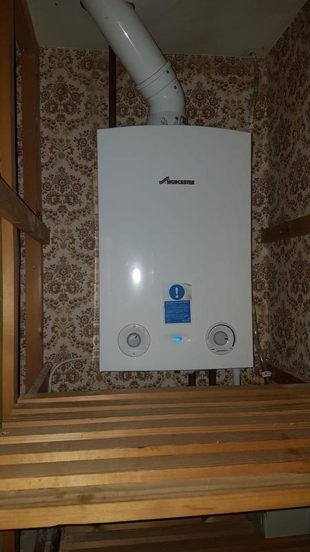 Image 22 - Boiler installation