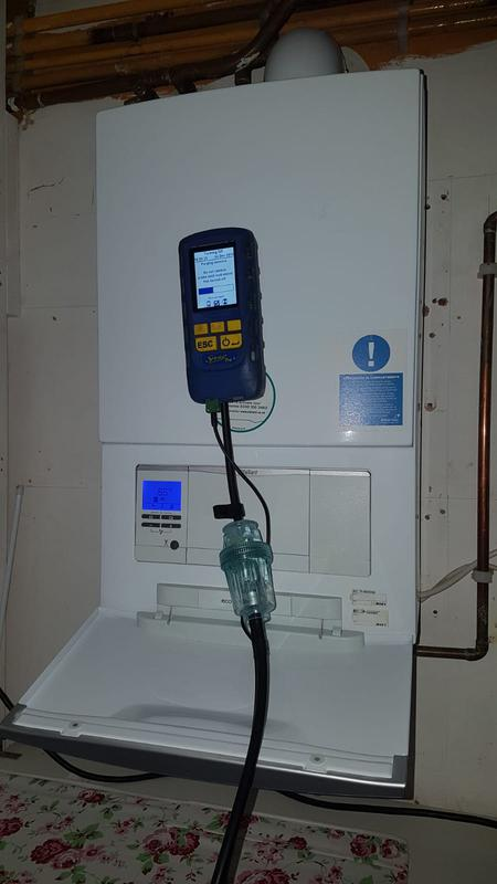 Image 23 - Boiler service