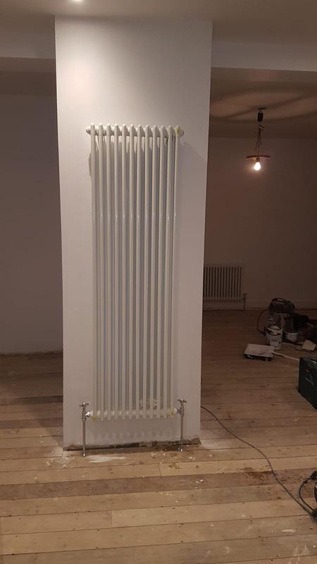Image 30 - New vertical radiator