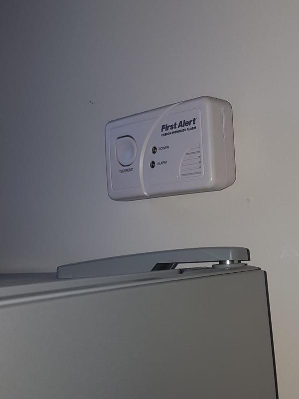 Image 9 - Carbon monoxide alarm