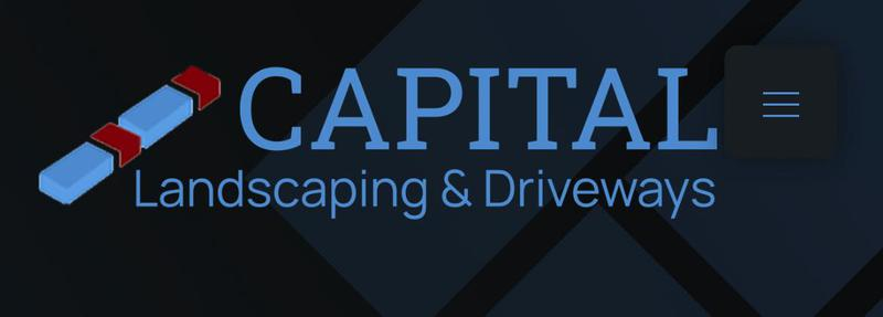 Capital Landscaping And Driveways logo