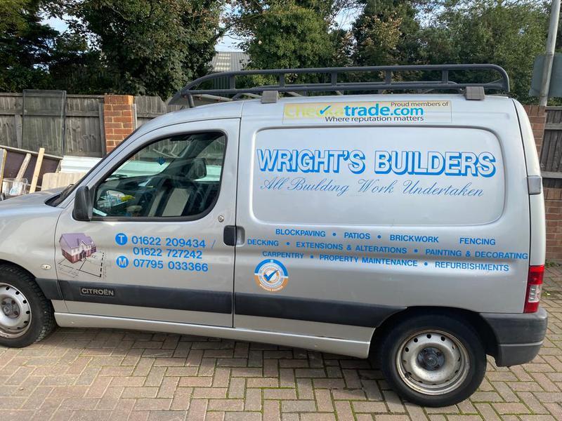 Wrights Builders logo