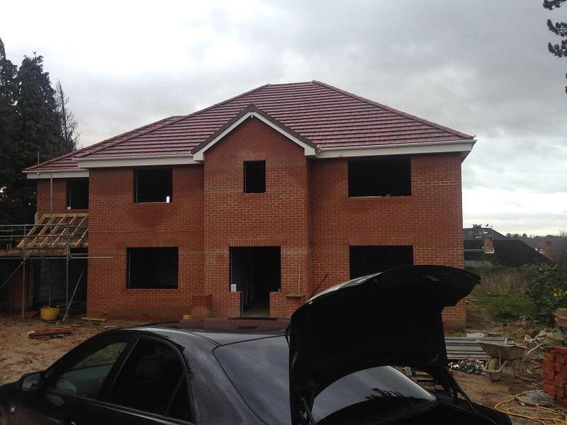 Image 13 - New build house, with block and beam flooring