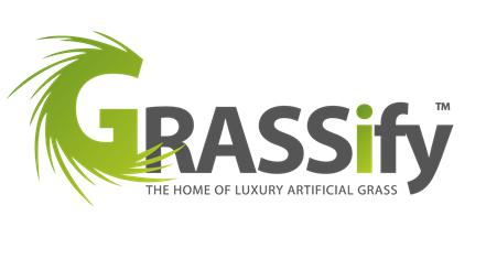 GRASSify Artificial Grass logo