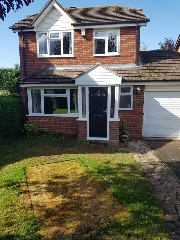 Image 13 - Whole house white UPVC windows and composite door