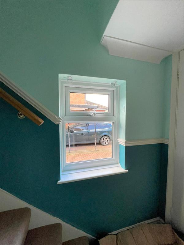 Image 7 - Window Installation (Interior View)