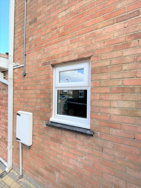Image 5 - Window Installation (Exterior View)