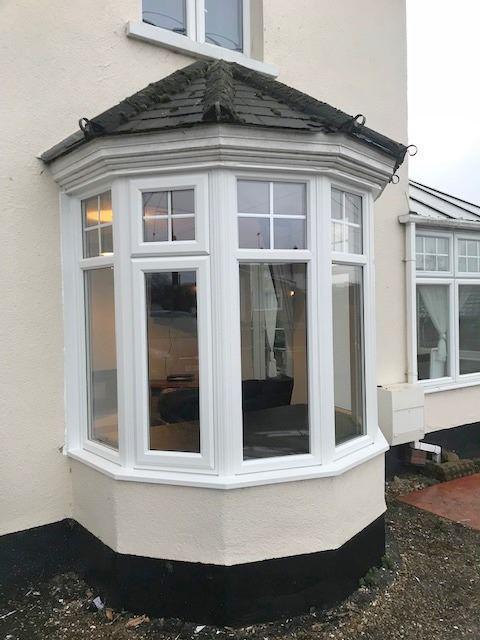 Image 63 - Double glazed bay window