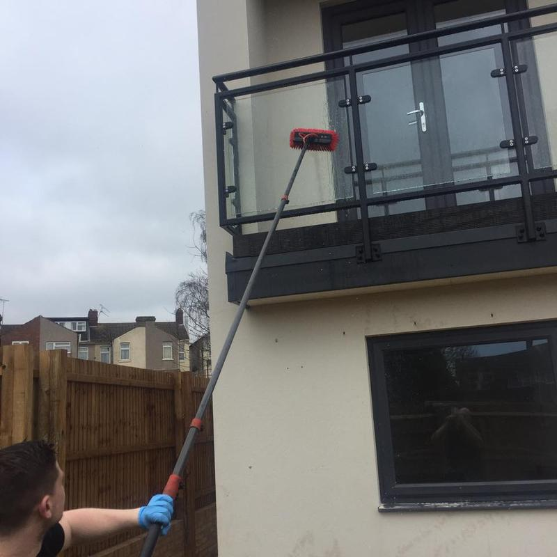 Image 94 - Balcony Glass Cleaning
