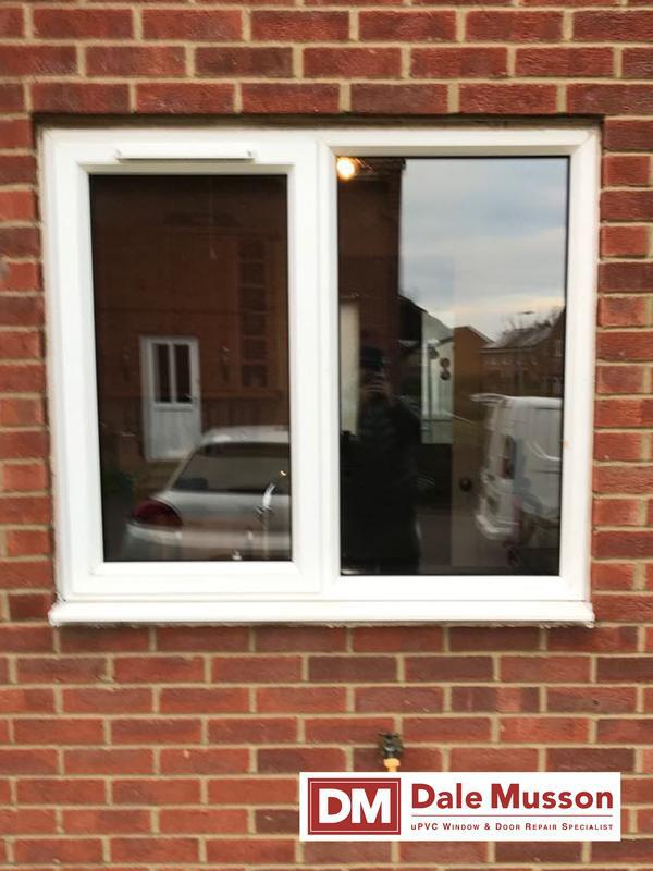 Image 1 - New uPVC window
