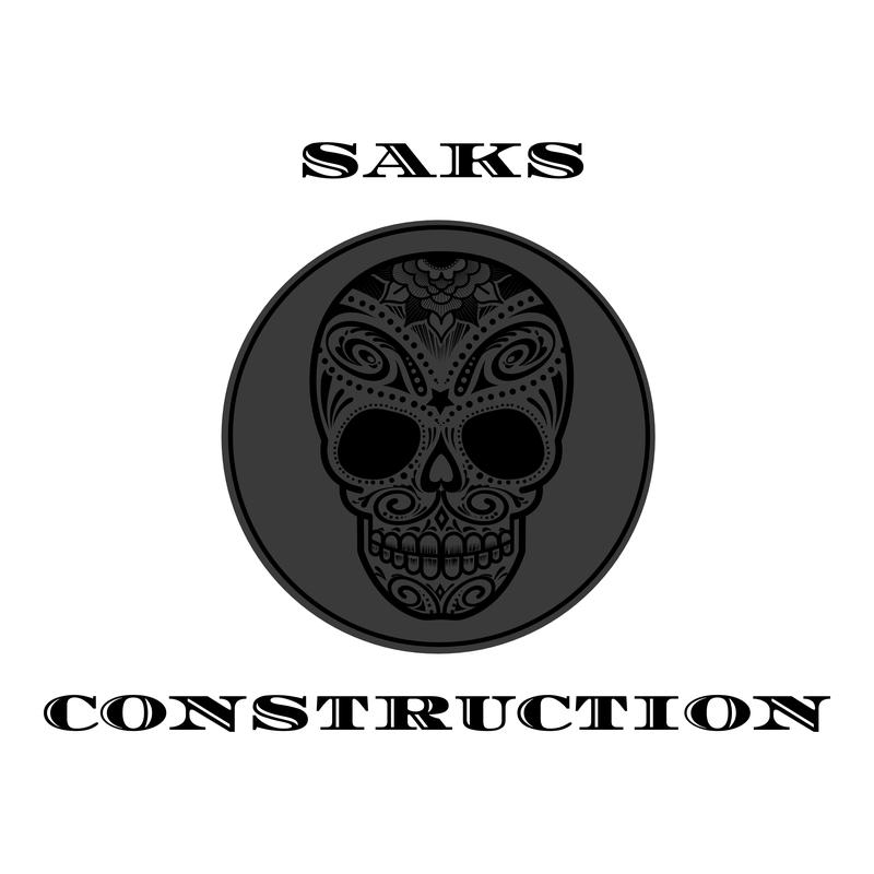 Saks Construction logo