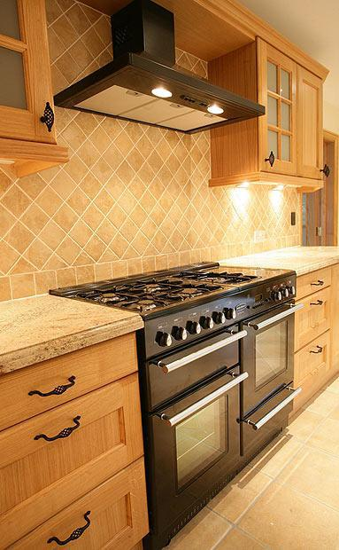 Image 14 - Diagonal Kitchen Wall Tiles