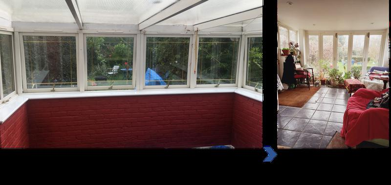 Image 4 - Woolpit Before and After