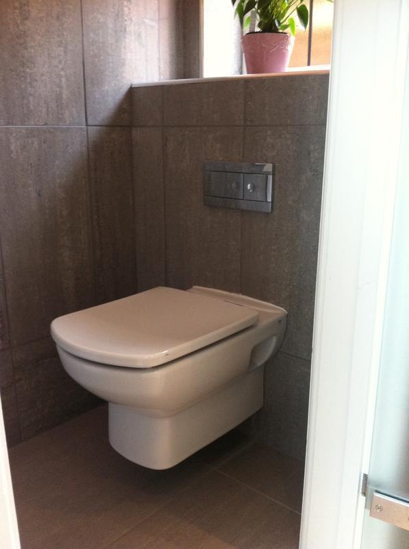 Image 2 -  Wall hung toilet