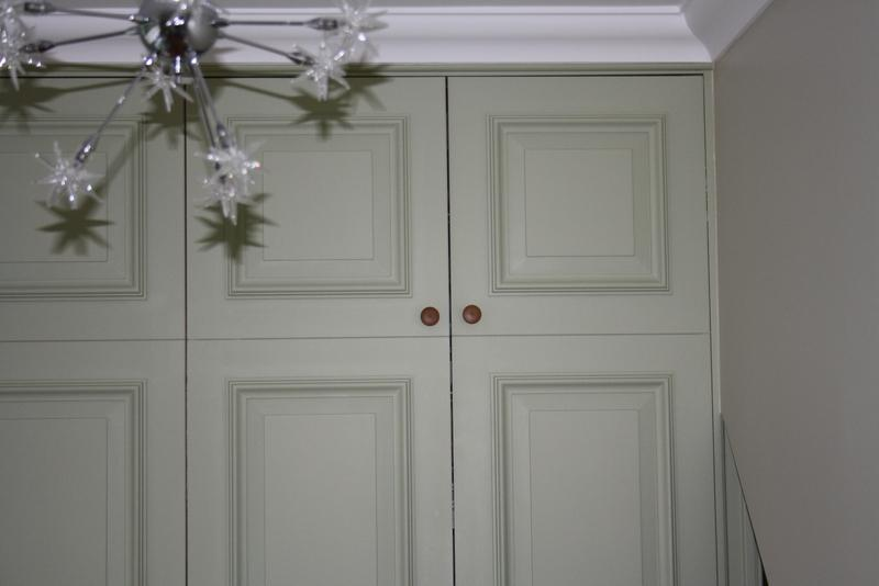 Image 3 - cupboards paint by hand