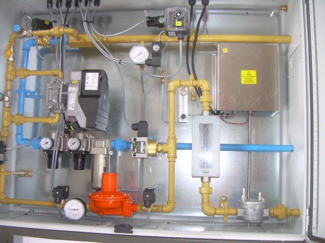 Image 20 - LPG mixer to robotic dryers