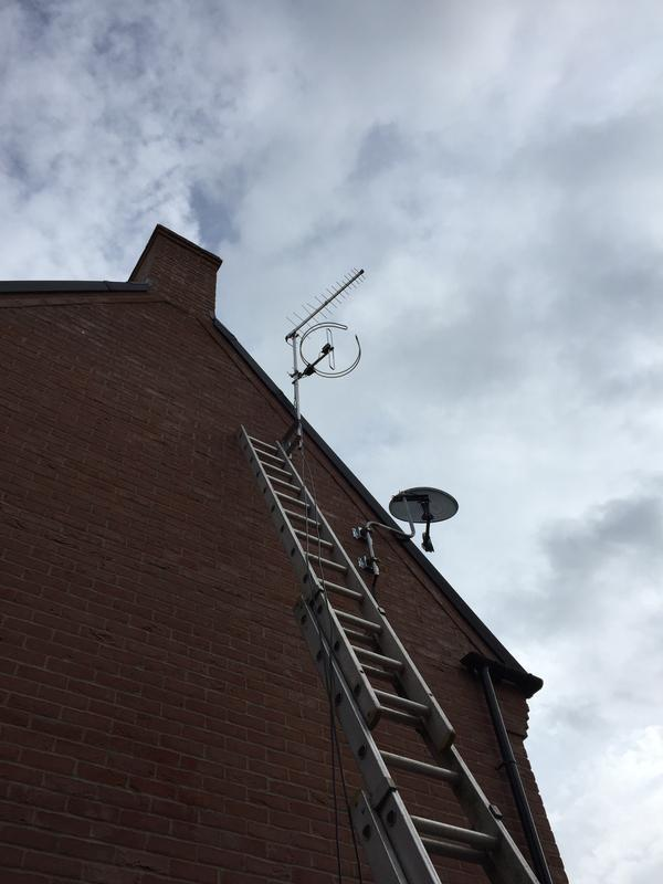 Image 25 - New Aerial Install with FM and DAB