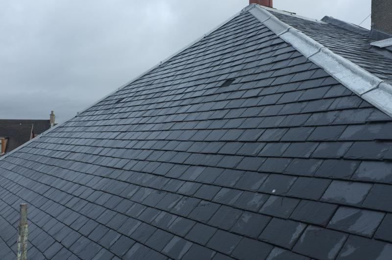 Image 4 - Brand new Traditional slate with zinc ridge looks great