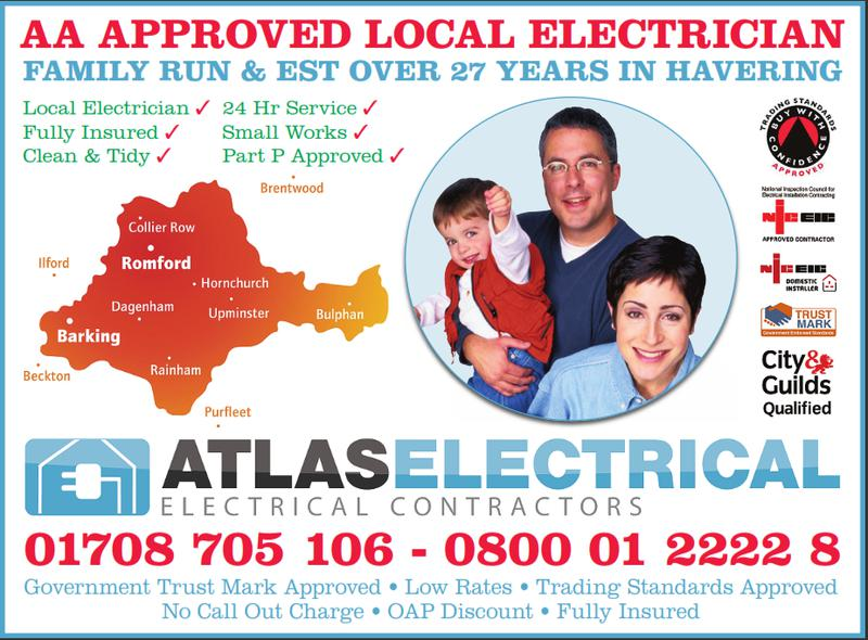 Atlas Electrical logo