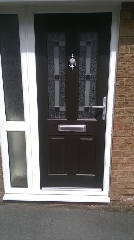 Image 32 - Composite doors