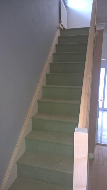 Image 46 - Replacement staircase