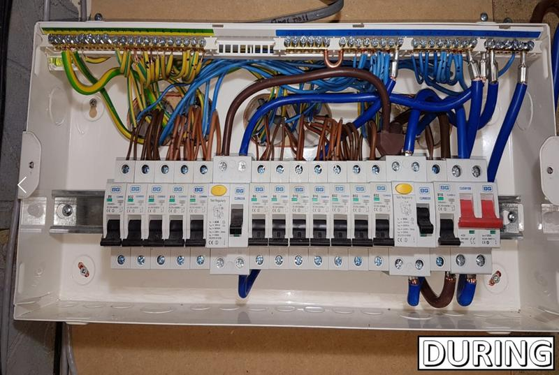 Image 3 - New Consumer unit