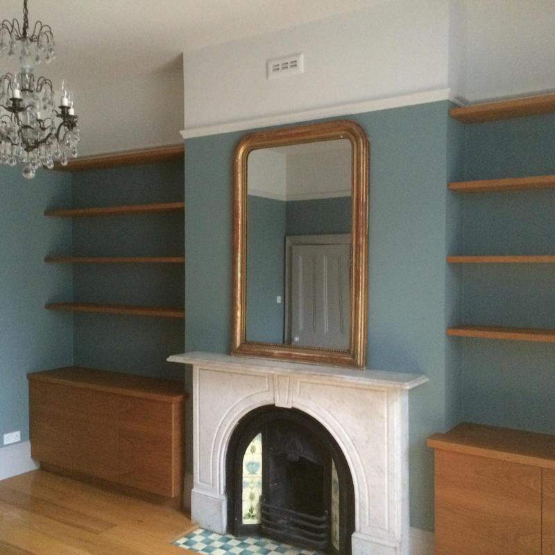 Image 13 - Dining room ceiling and walls painted in Farrow and Ball Estate emulsion