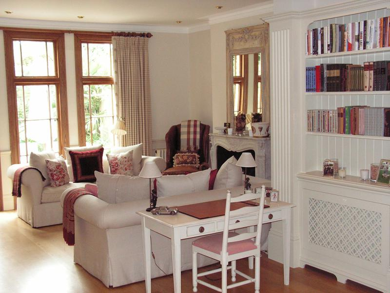 Image 8 - Ceiling and walls painted with Farrow and Ball Estate emulsion