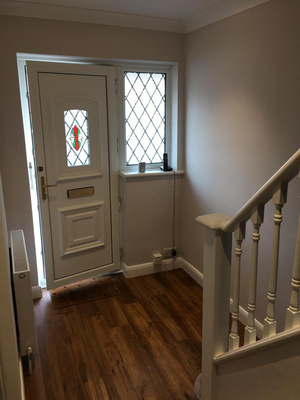 Image 21 - Hallway, stairway & landing, 6 LED lights fitted on 2 ceilings
