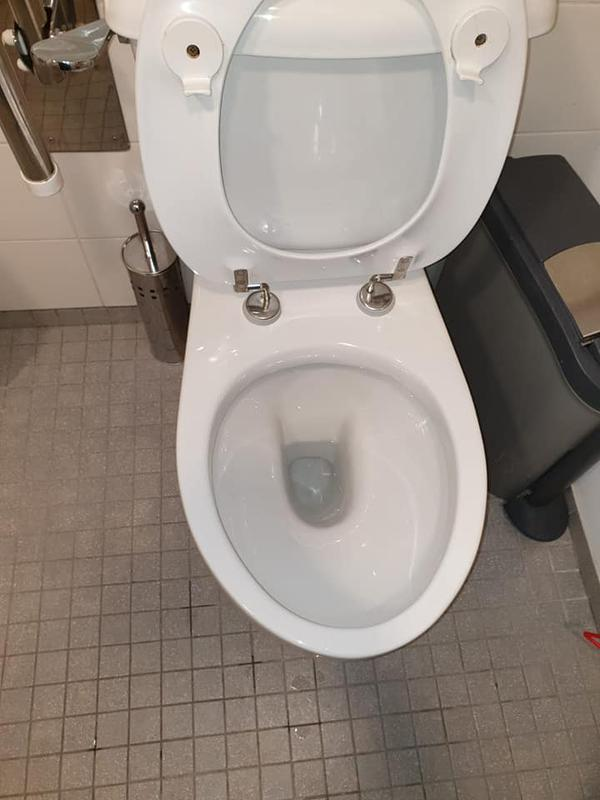 Image 16 - Blocked Toilet - After
