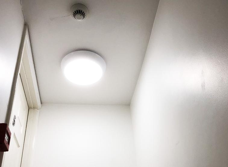 Image 1 - Emergengy lighting in a HMO in Northampton