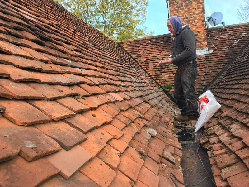 Image 8 - Period roof repairs & complete strip & replace service