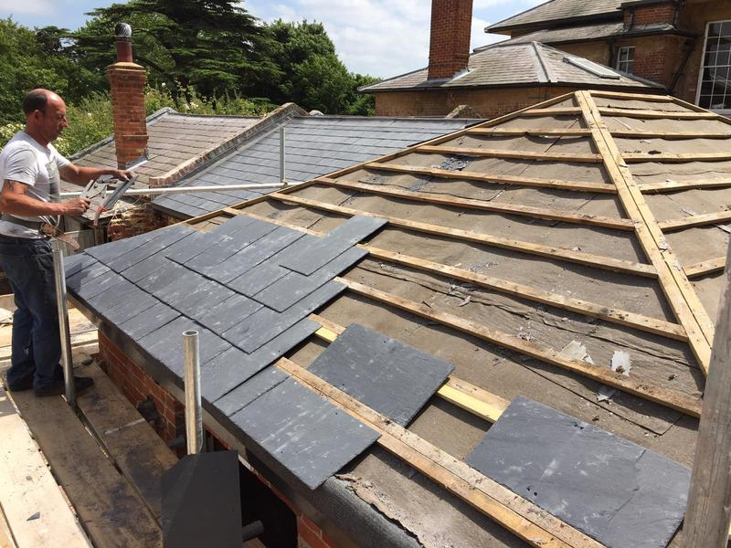 Image 37 - Complete roof builds